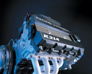 Motor-Umbau R21 (E30)