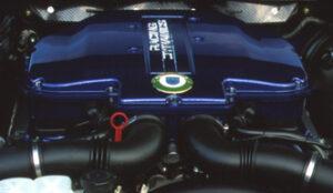 Motor-Umbau RS 50 (Z8 Roadster (E52))