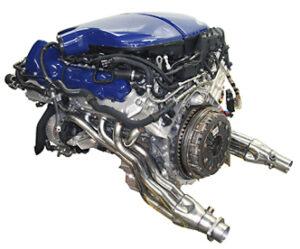 Motor-Umbau RS 58 (M5 Limousine (E60))