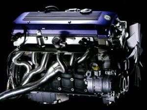 RS 32 Triebwerk (Z3 M Coupé (E36/8S))