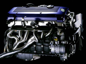 RS 32 Triebwerk (Z4 M Coupé (E86))