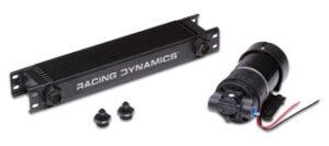 RS Hinterachsgetriebe-Ölkühlanlage