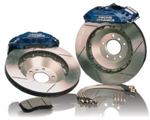 RS Hochleistungs-Bremsanlage