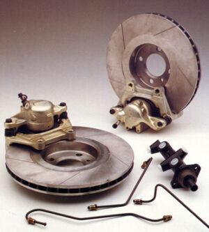 Sport-Bremsanlage